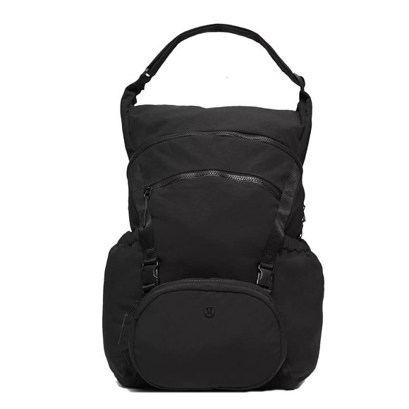 Lululemon Pack and Go Backpack Black